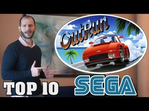 TOP 10 - ¡¡¡JUEGOS DE CARRERAS DE MEGA DRIVE!!! - Sasel - Sega - Español - Mejores - juegos  Genesis