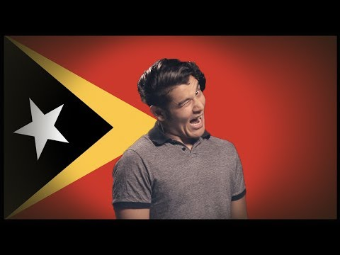 Geography Now! EAST TIMOR (Flag Friday)
