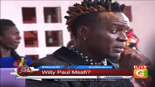 God is Love, I Love Love Music ~ Willy Paul #10Over10