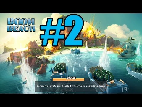 boom beach review android
