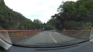 岡山兵庫県道368号吉永下徳久線、R373 - r96  車載動画 HX-A500