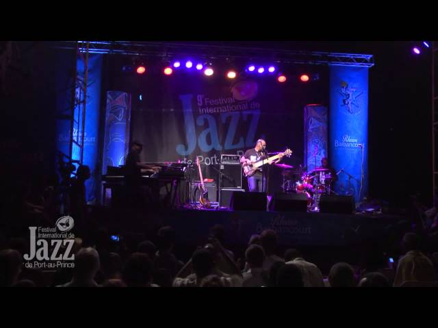 Fairy Tales - Performance at PapJazz Haiti