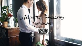 BACKSTAGE Свадебная фотосъемка в фотостудии ONFRIDAYS | Фотограф Анастасия Чередник | Харьков