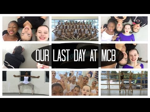 Day #37 Miami City Ballet Summer Intensive: Our Last Day At MCB | Life As Gabi♡♡♡