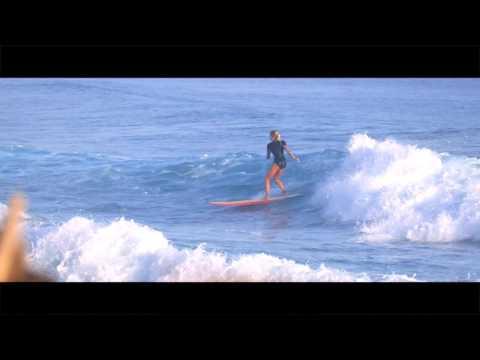 Vivida Lifestyle | Sunrise Surf | Dominican Republic | Romy & Sharlene