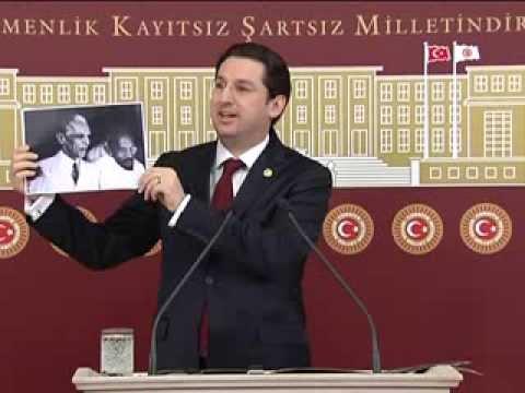 """""""Dinin çok, ahlakın az olduğu günler yaşıyoruz""""   CHP Bursa Mv. Aykan Erdemir"""