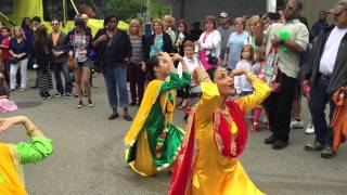 Sindhi Dance Performance by Sanam Studios at Atlanta Dogwood Festival