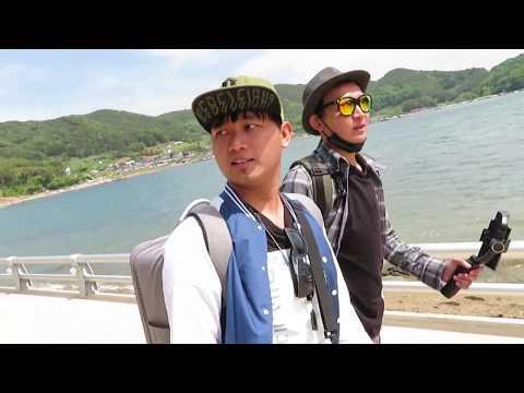vlog#1 liburan ke Changwon Masan Marine Drama Set
