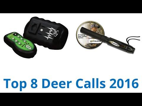 8 Best Deer Calls 2016