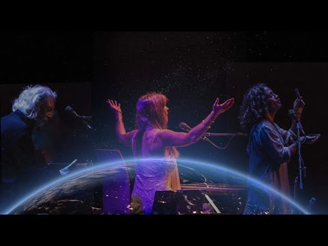 Deva Premal & Miten with Manose: OM Kumara from Cosmic Connections Live