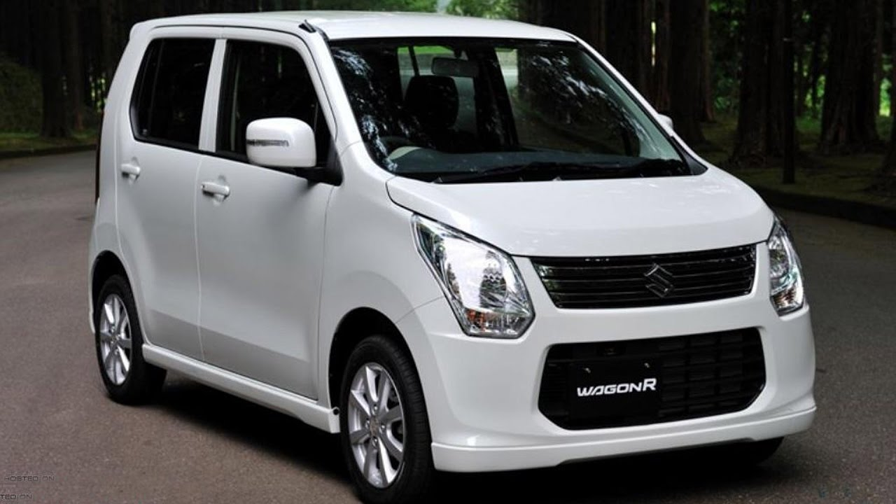 2017 Maruti Suzuki Wagon R Image Leaked Youtube