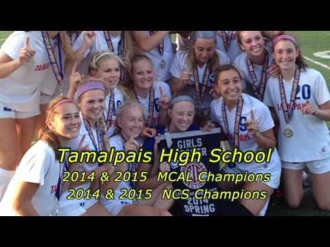 Callie Clifford soccer skills: Tamalpais High school class of 2017
