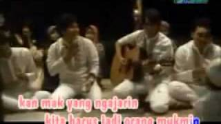 Gambar cover Wali A Ba Ta Sa Official video clip   YouTube