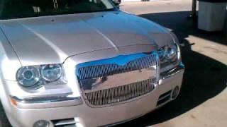 Limpiando Chrysler Manuel doblado