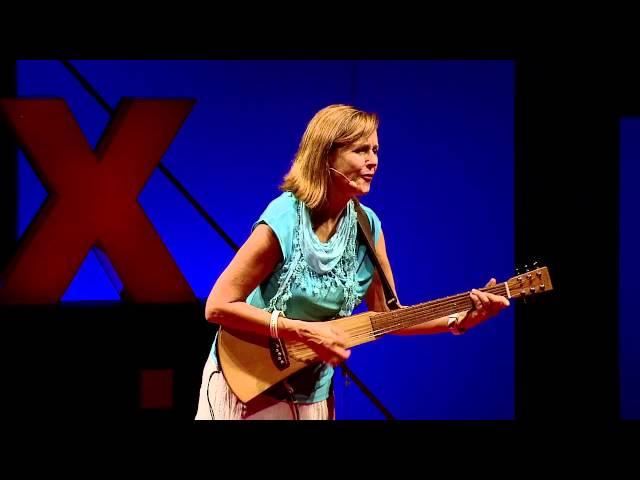 Jana Stanfield at TedxChennai 2012