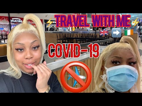 TWM VLOG: UK GHOST AIRPORT, CANCELLED FLIGHTS| A M I I