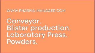 Таблетирующее оборудование для фармацевтического производства на www.Pharma-Manager.com(www.Pharma-Manager.com Фармацевтическое оборудование, профессиональные консультации в выборе. ФАБРИКА 31 Большой..., 2013-02-25T15:02:23.000Z)