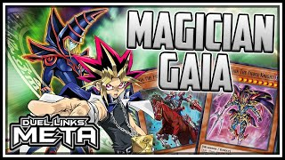 Dark Magician Revived with Gaia! Ultimate Yugi Deck! [Yu-Gi-Oh! Duel Links]