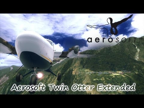 FSX | SNEAK PREVIEW Aerosoft Twin Otter Extended