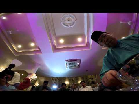 #DinnyandMel Malam Berbedak 01 (GoPro Brunei Wedding)