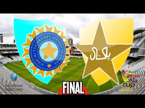 Arise Asia Cup 2014 Final India v Pakistan - (International Cricket 2010 Game)