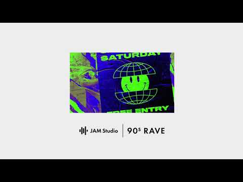 90s Rave | Mix Pack | Electro House Synth | Music Maker JAM