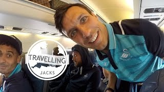 Swans TV - Travelling Jacks: Flying with the Swans