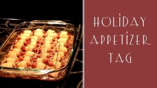 Honey Pecan Sausage Rolls ~*~holiday Appetizer Tag~*~