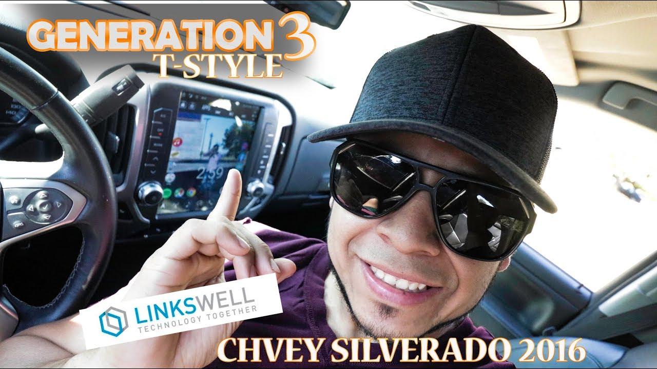 Linkswell Telsa stlye Screen Chevy Silverado Pros & Cons
