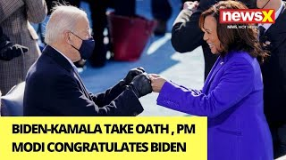 Biden-Kamala Era Begins | Biden To Cement India-US Ties? | NewsX