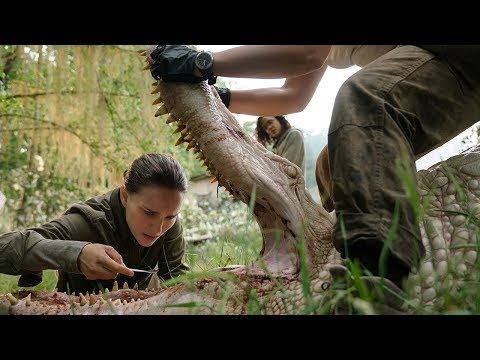 """""""Annihilation"""" review by Justin Chang 