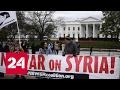 По миру прокатилась волна антиамериканских демонстраций