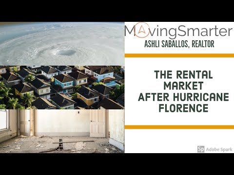 The Current Rental Market Crisis In Jacksonville, NC After Hurricane Florence