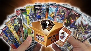 EPIC YuGiOh German Mystery Box Opening! | A Gift from KAIBA?!!