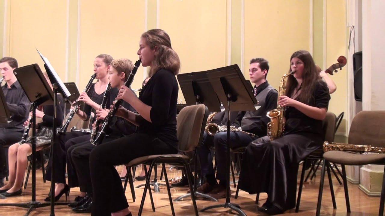 """00605 VII Baltijas valstu pūtēju orķestru diriģentu... forums, koncerts"""""""" Solo ar otķestri"""""""""""