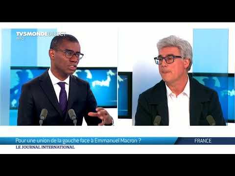 Patrick Le Hyaric, député européen (PCF) et directeur du journal L'humanité