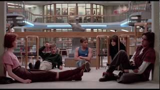 """Если скажешь нет ты зануда, если да шлюха ... отрывок из (Клуб """"Завтрак""""/The Breakfast Club)1985"""