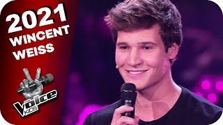 Wincent Weiss - Musik sein (Wincent Weiss) | The Voice Kids 2021 | Blind Auditions