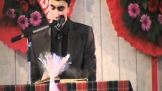 imam hatib lisesi en güzel Kuran Okuma yarışması birincisi