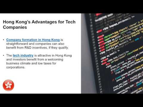 Guide on Opening a Tech Company in Hong Kong