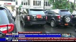 Download Video Menkopolhukam Panggil Panglima TNI dan Wakapolri, Bahas Apa? MP3 3GP MP4