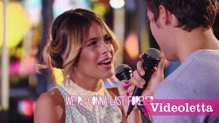 Скачать Violetta 3 English Exclusive Violetta And Leon Sing Carry My Heart Descubri With Lyrics Ep 60