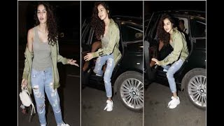 In Graphics: Disha Patani Reaches New York To Attend Iifa 2017
