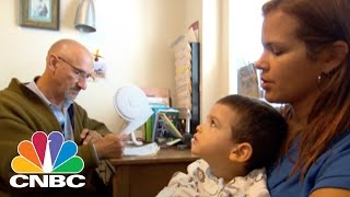 The Cannabis Industry and Critically Ill Children | CNBC