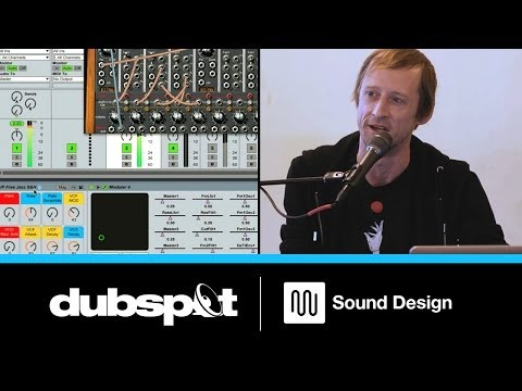 Dubspot @ Moogfest 2014: Sound Design Tutorial - Randomness in Synthesis w/ James Patrick