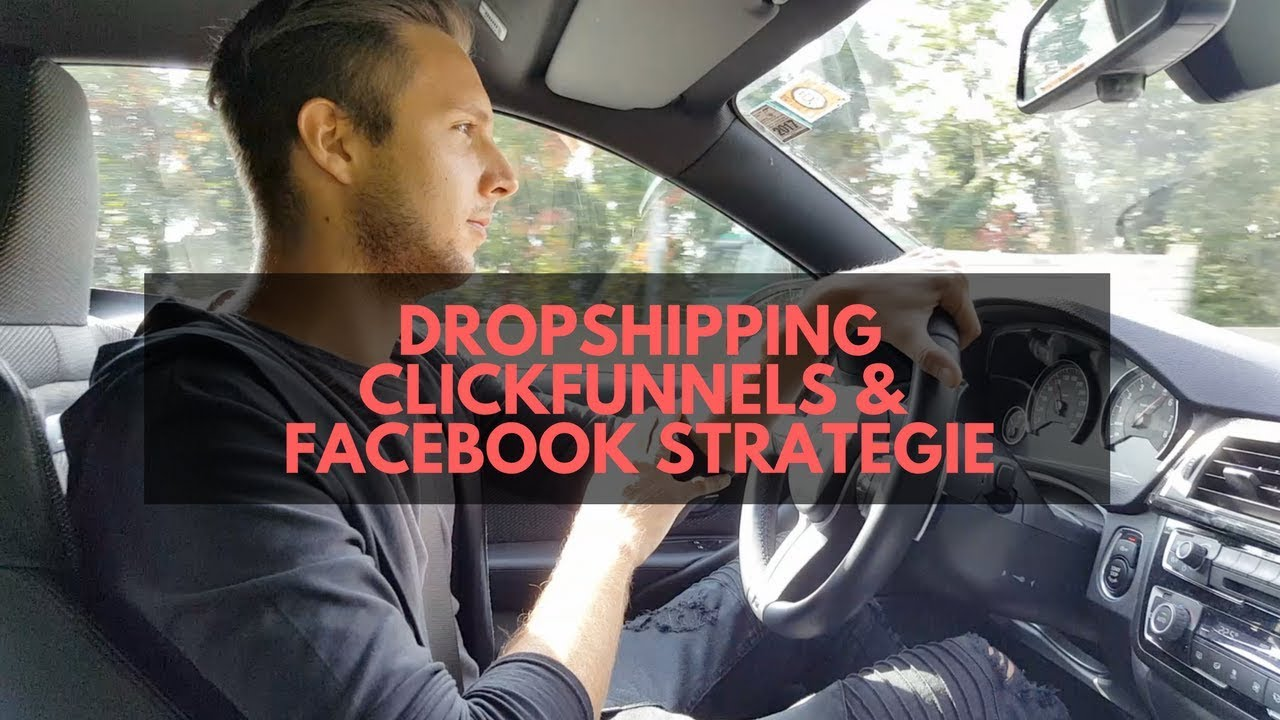 DROPSHIPPING | Clickfunnels & Facebook Strategie