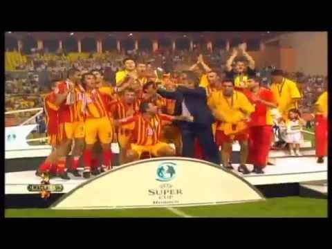 Galatasaray 3 2 Real Madrid 2001 UEFA Süper Kupa Finali