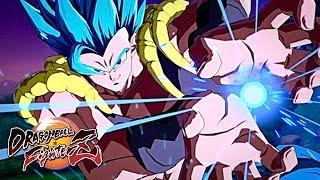 TRAILER Dragon Ball FighterZ: GOGETA SSGSS   PS4, Xbox One y Nintendo Switch