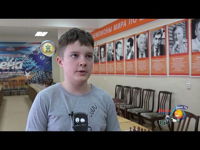 Сеанс одновременной игры. г. Железногорск. 2021