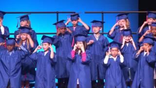 TKA Class of 2029- Kindergarten Graduation